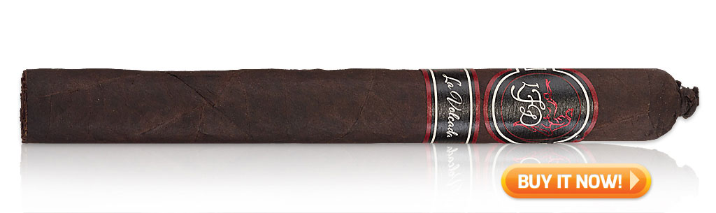 cigar journal trophy award cigars 2018 lfd la volcada cigars