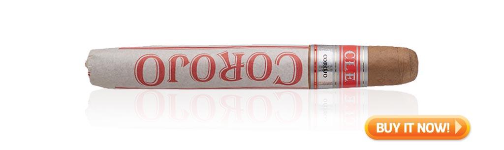 flavor profiles cle corojo cigars
