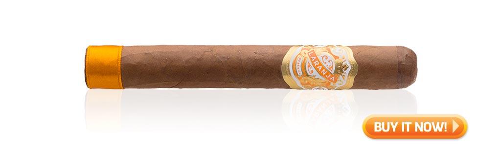 flavor profiles laranja cigars