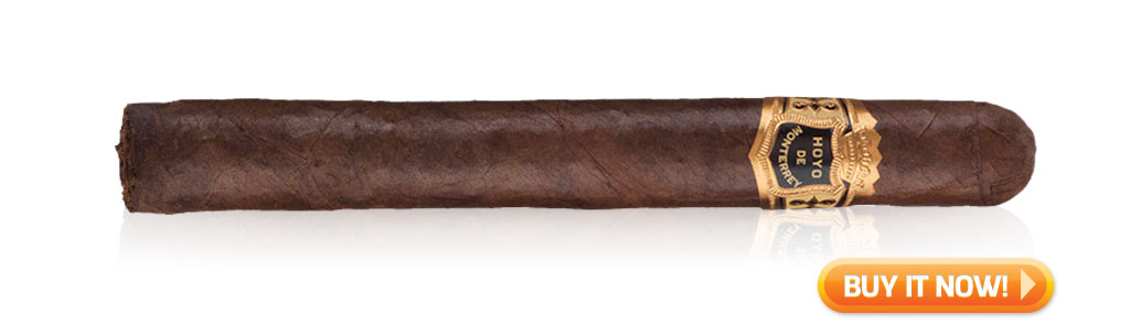 hoyo de monterrey cigar review bin