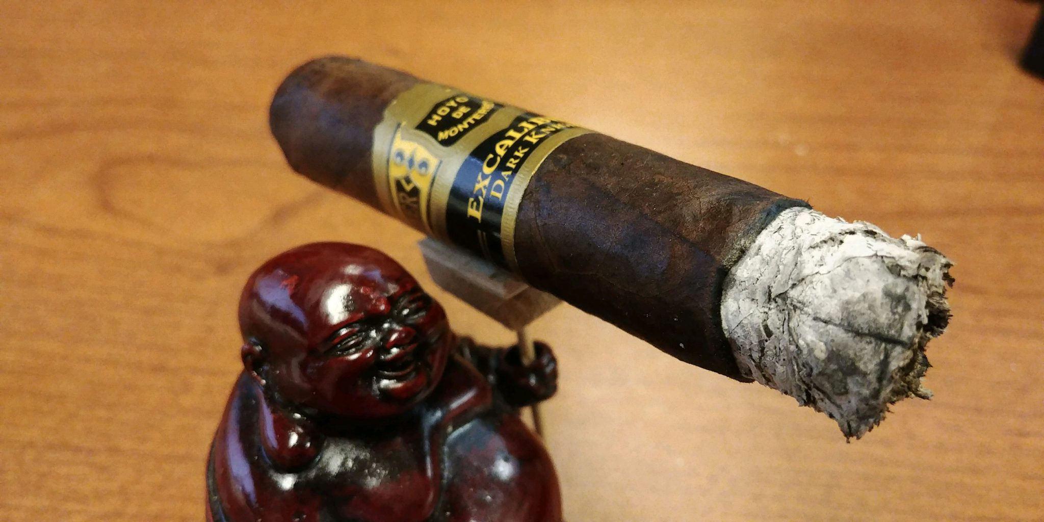 hoyo de monterrey excalibur dark knight cigar review jp
