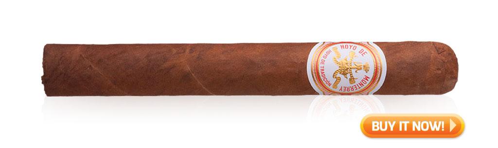 hoyo de monterrey hoyo de tradicion cigar review bin