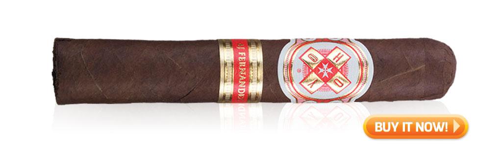 hoyo de monterrey hoyo la amistad by aj fernandez cigar review bin