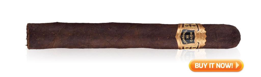 hoyo de monterrey maduro cigar review bin