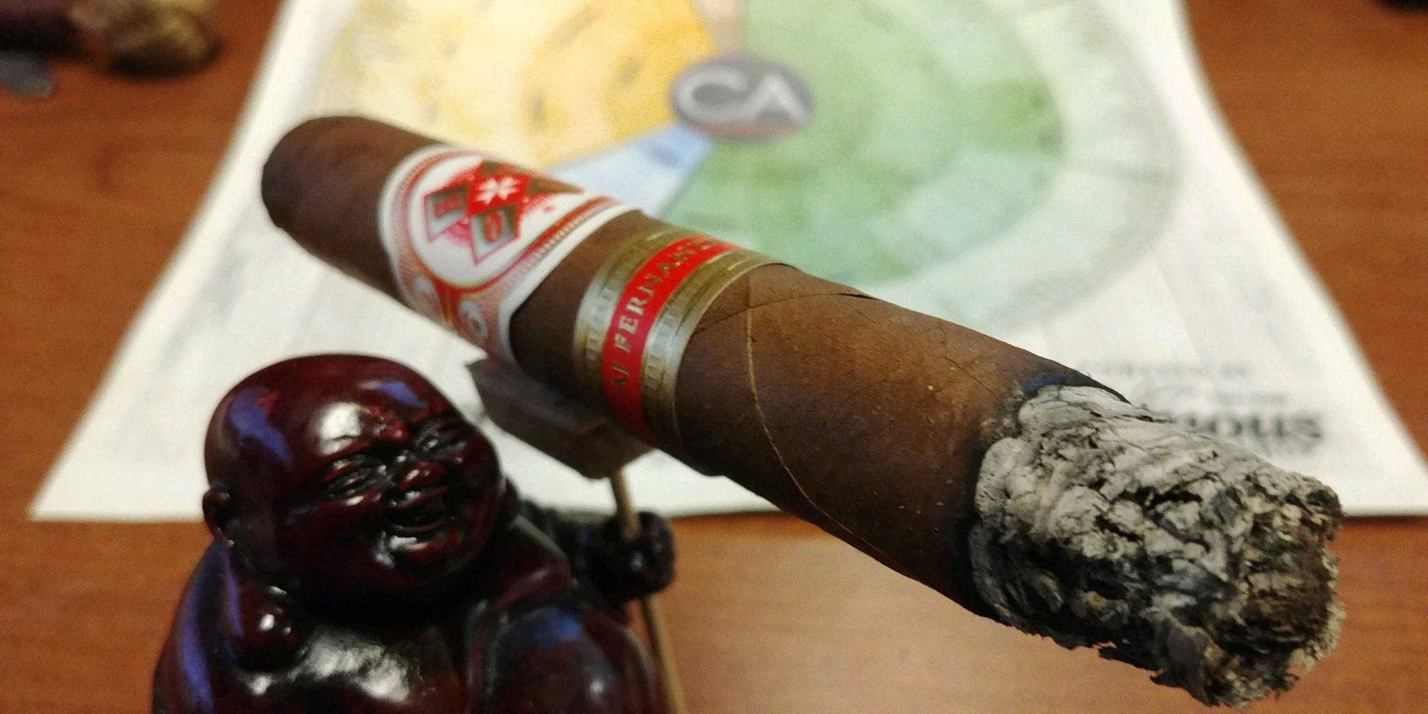 hoyo la amistad by aj fernandez cigar review jp