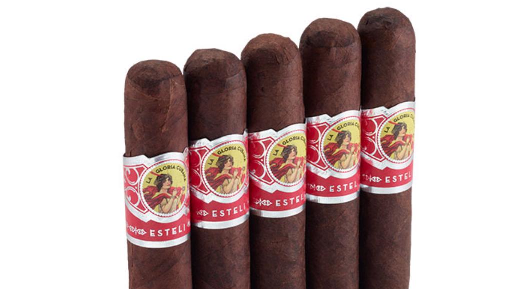 la gloria cubana-esteli robusto cigar review 5pk