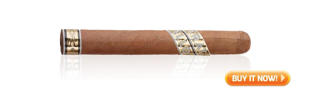 nowsmoking fratello oro cigar review bin