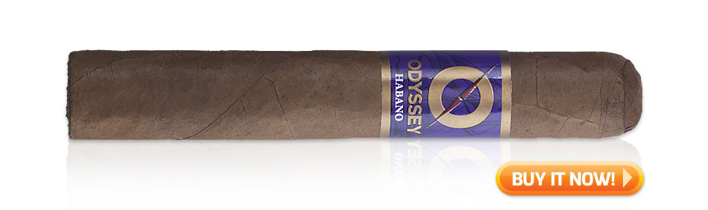top cuban sandwich mixed filler cigars odyssey habano cigars