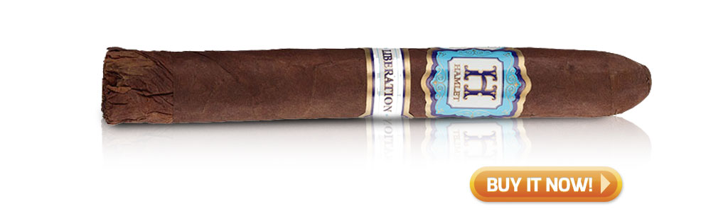top new cigars rocky patel hamlet liberation cigars