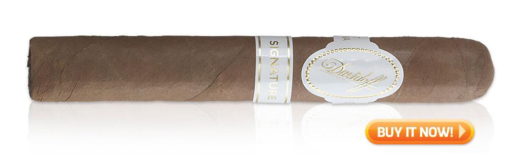 top wedding cigars davidoff signature series cigars bin