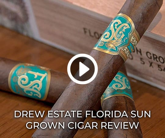 Drew Estate Florida Sun Grown Cigar Review