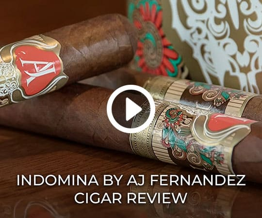 Indomina Cigar Review