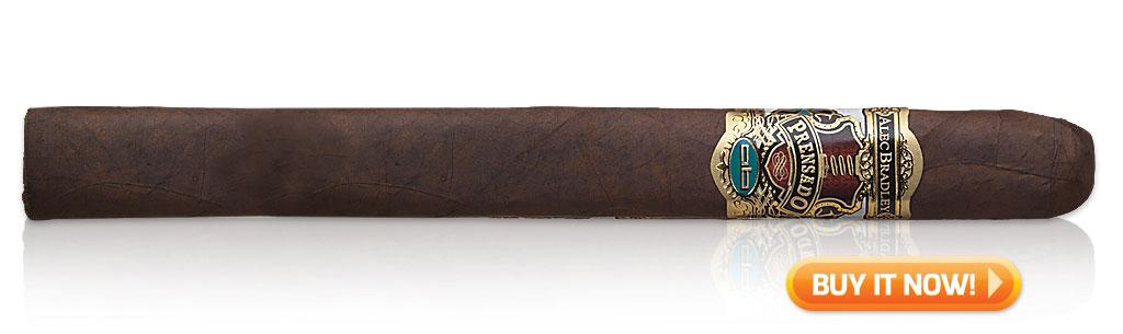 Shop Alec Bradley Prensado cigars at Famous Smoke Shop