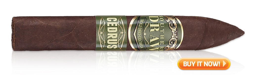Shop Cedrus by Southern Draw Cigars at Famous Smoke Shop