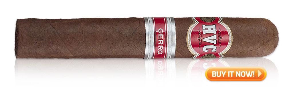 Shop HVC Cerro cigars at Famous Smoke Shop