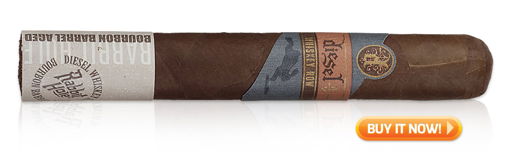Shop Diesel Whiskey Row cigars at Famous Smoke Shop