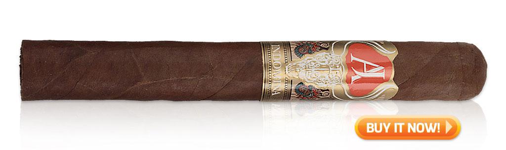 Shop Indomina by AJ Fernandez cigars at Famous Smoke Shop