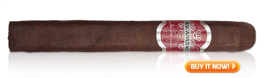 shop macanudo inspirado red cigars at Famous Smoke Shop