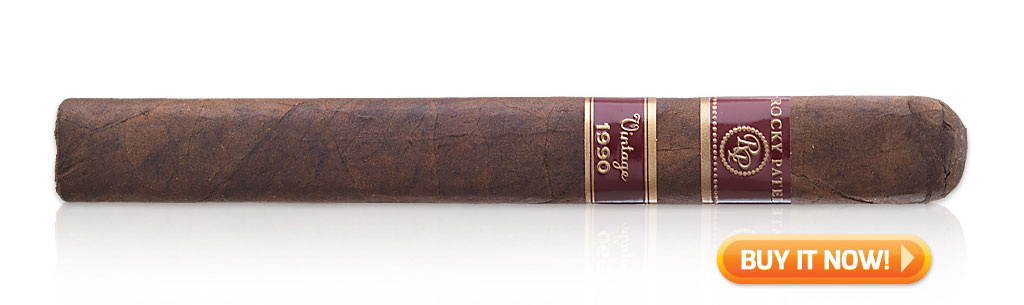 Shop Rocky Patel Vintage 1990 cigars at Famous Smoke Shop