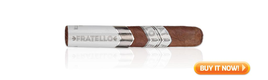 Shop Fratello Navetta cigars at Famous Smoke Shop