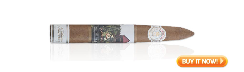 Shop Montecristo White Vintage cigars at Famous Smoke Shop