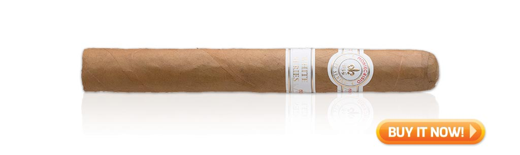 Shop Montecristo White cigars at Famous Smoke Shop