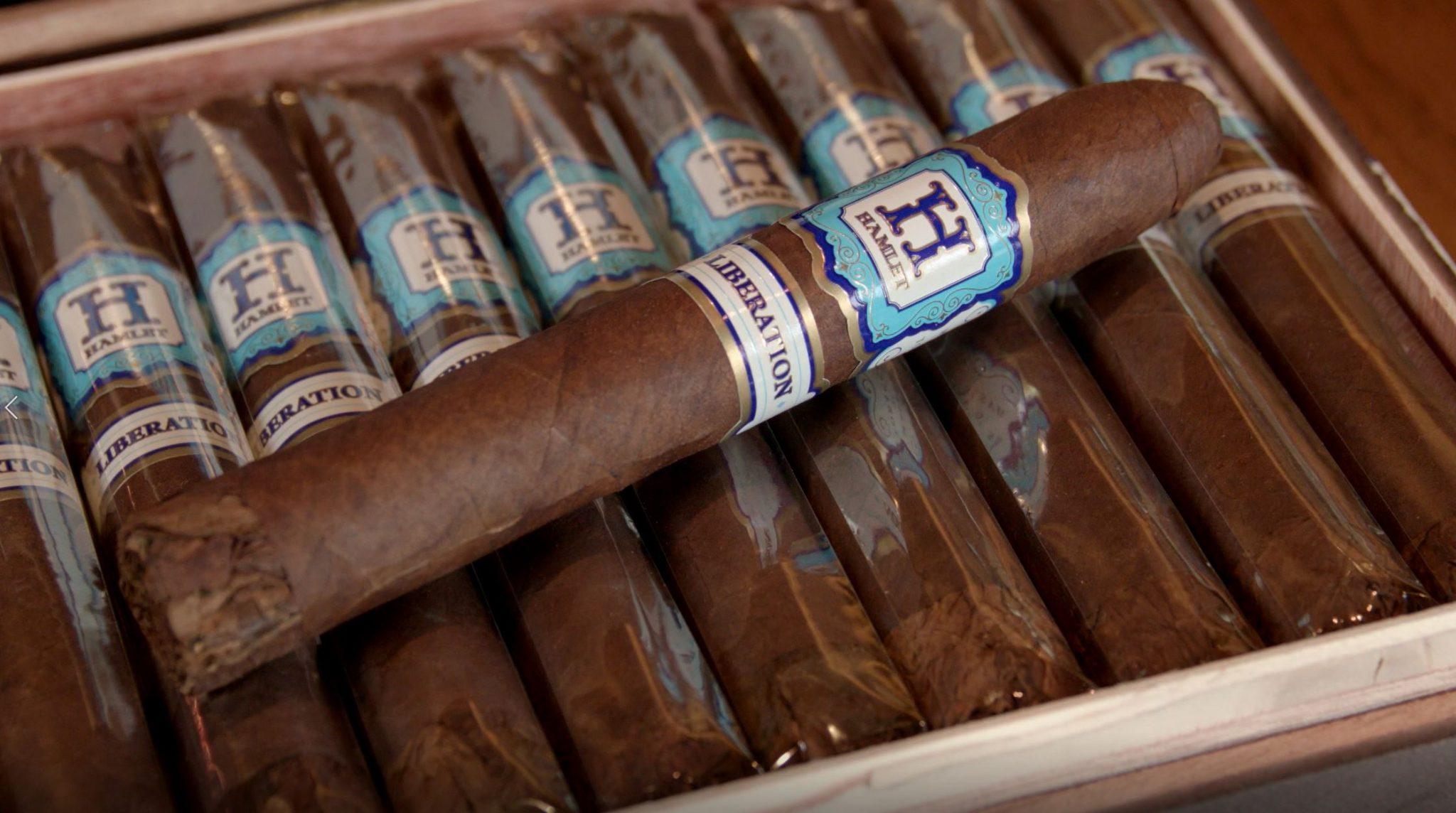 rocky patel hamlet Liberation cigar review by Cigar Advisor