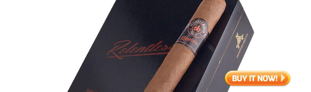 Shop Montecristo Relentless cigars at Famous Smoke Shop