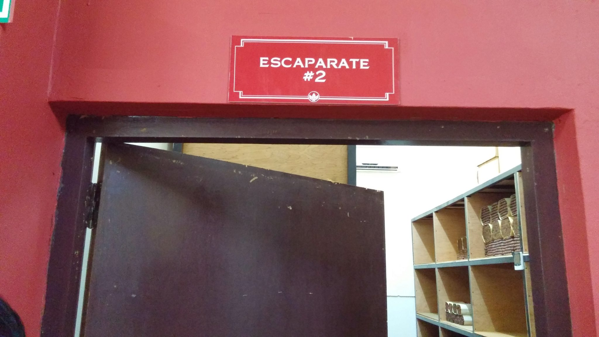 5 things about aging cigars - Joya de Nicaragua factory aging room - escaparate