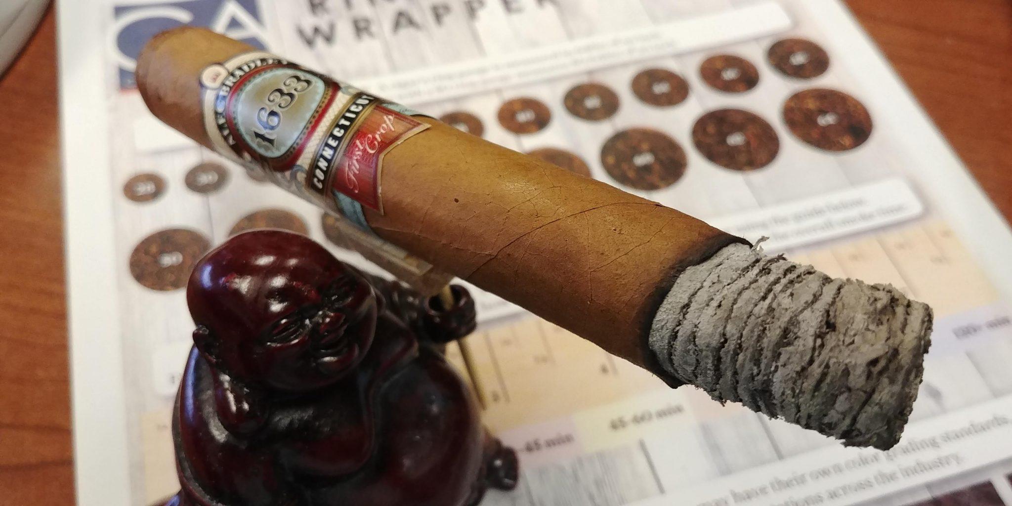 alec bradley cigars guide alec bradley 1633 toro cigar review by John Pullo