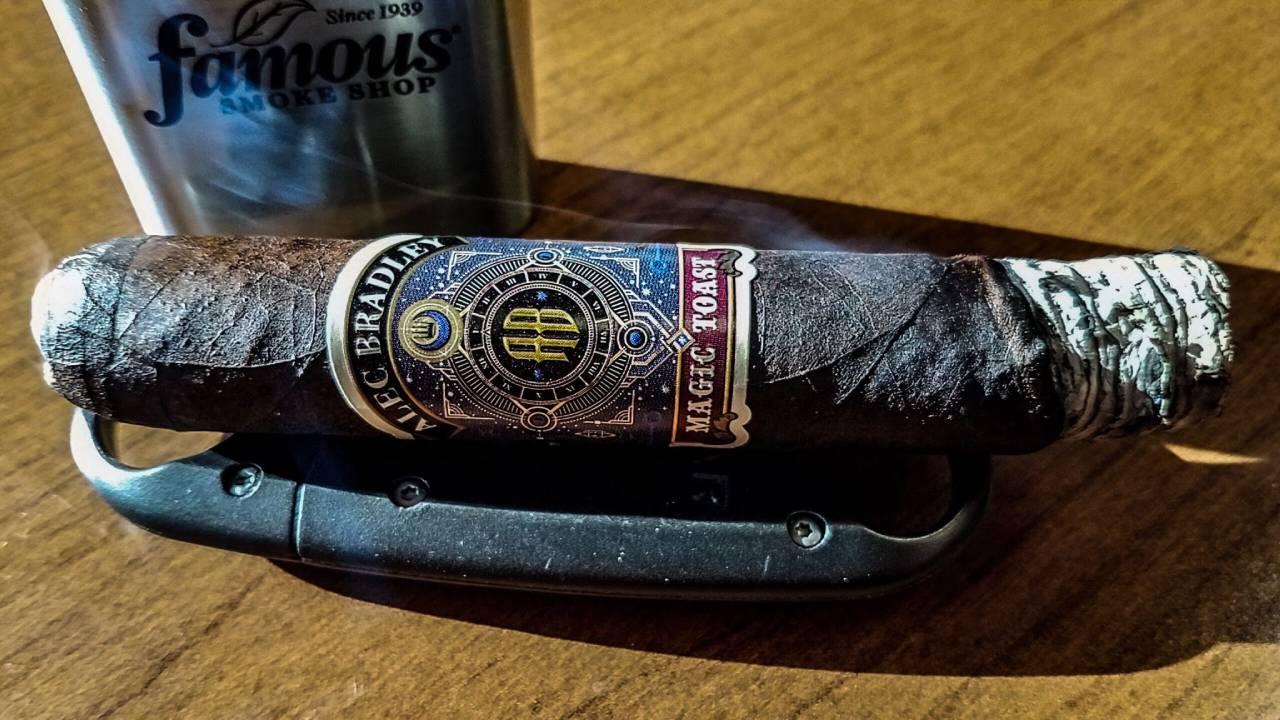 alec bradley cigars guide Alec Bradley Magic Toast Robus cigar review by Gary Korb