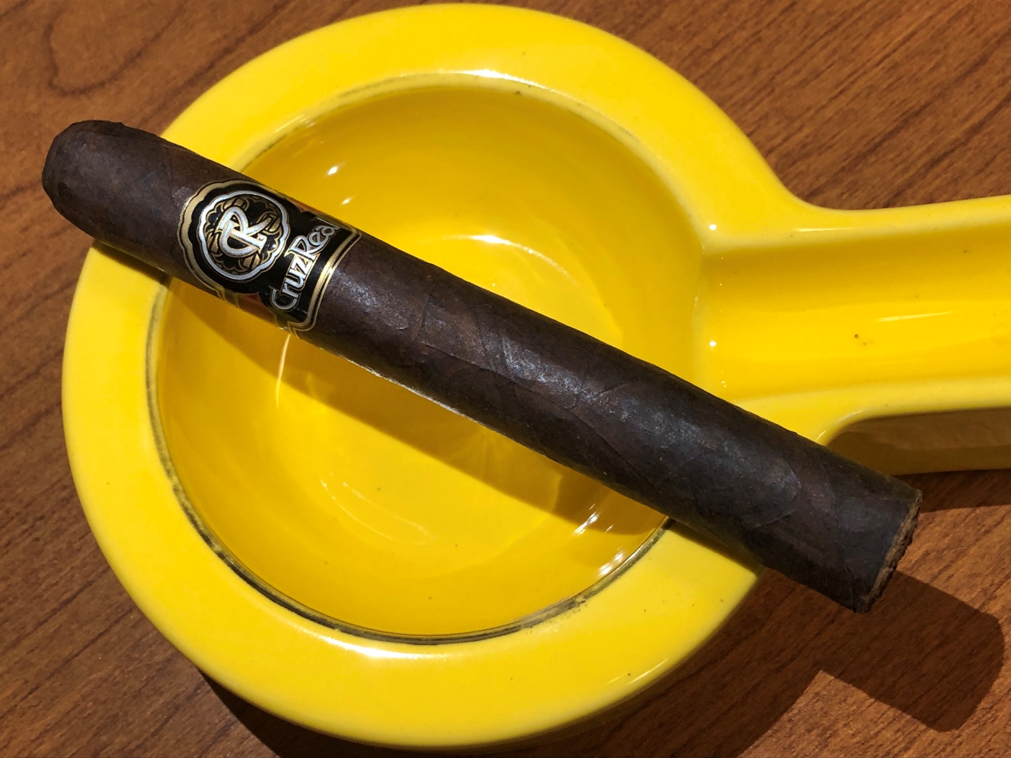 alec bradley cigars guide Cruz Real Maduro toro cigar review by Jared Gulick