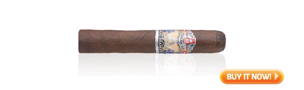alec bradley cigars guide alec bradley american sun grown cigar review at Famous Smoke Shop