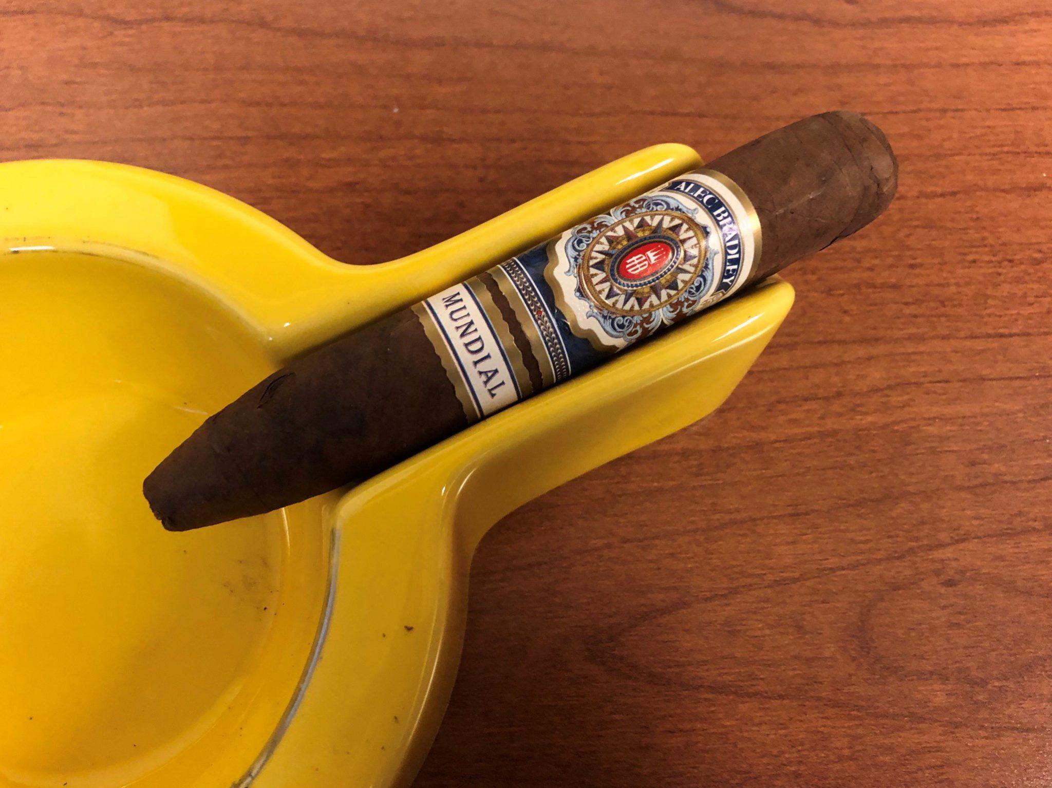 Alec Bradley cigars guide Alec Bradley Mundial Punta Lanza No. 5 cigar review by Jared Gulick