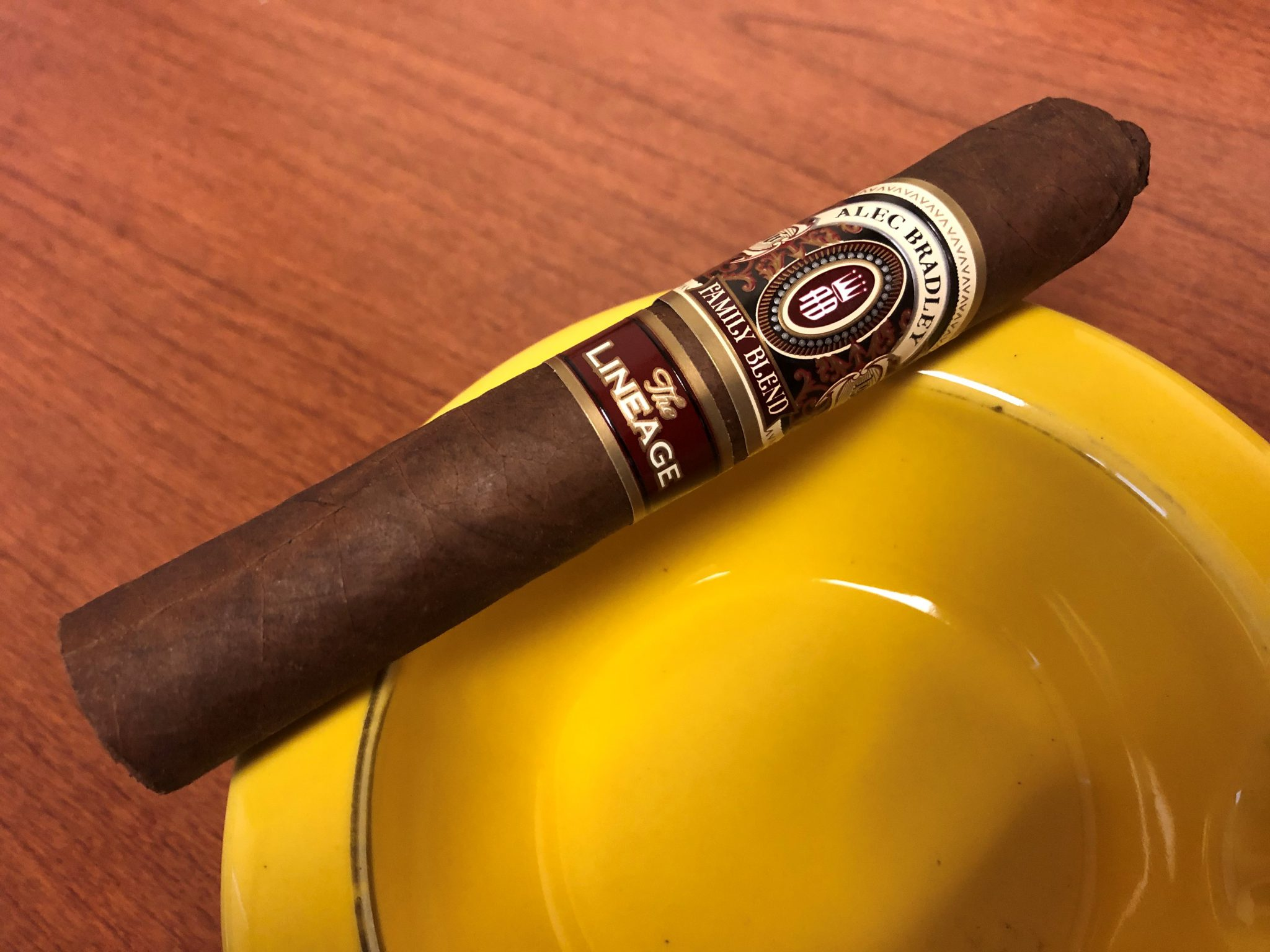 alec bradley cigars guide alec bradley the lineage robusto cigar review by Jared Gulick