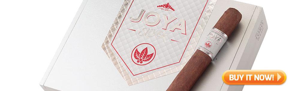top new cigars jan 21 2019 - joya de nicaragua joya silver cigars - BIN