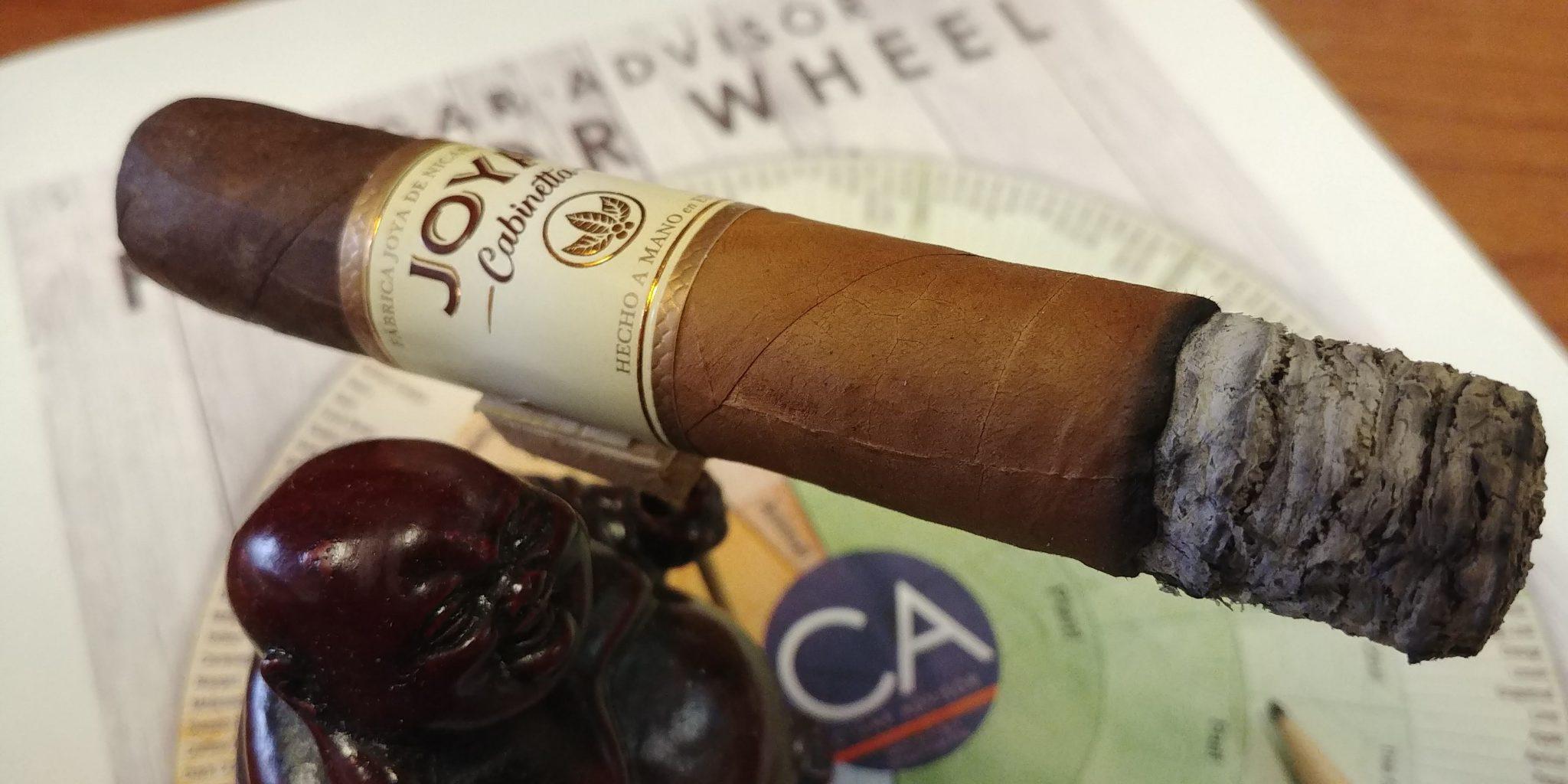 Joya de Nicaragua cigars guide joya de nicaragua jdn Joya Cabinetta cigar review by John Pullo