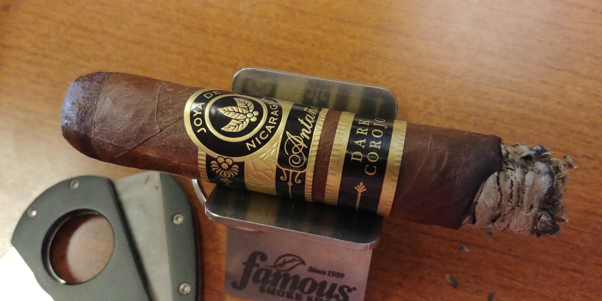 Joya de Nicaragua cigars guide joya de nicaragua jdn antano dark corojo cigar review by John Pullo