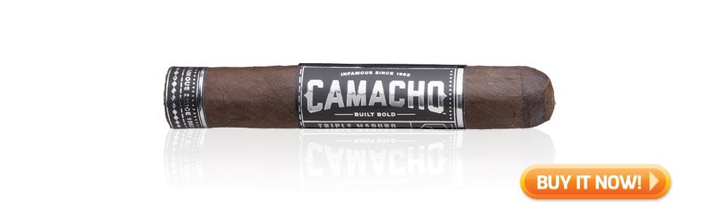 top strong cigars camacho triple maduro cigars at famous smoke shop