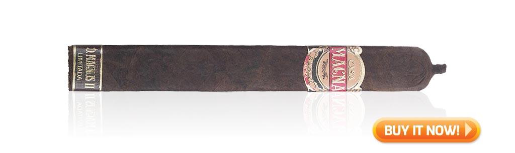 top strong cigars casa magnus d. magnus ii cigars at Famous Smoke Shop