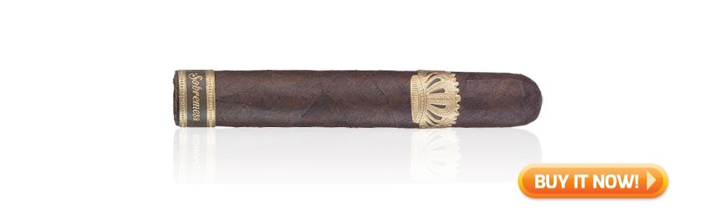 top strong cigars sobremesa cigars at famous smoke shop