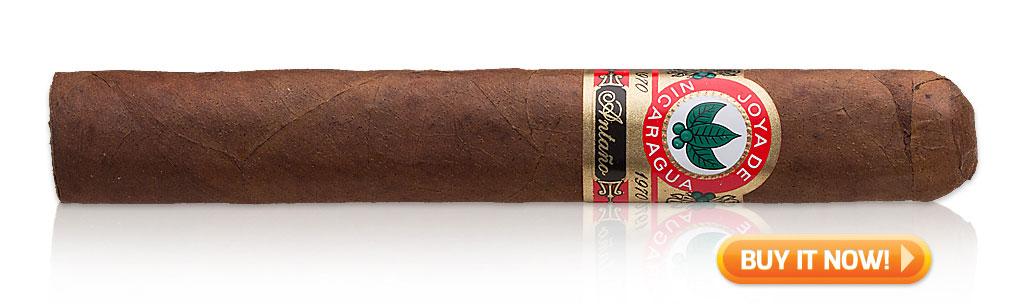 Joya de Nicaragua cigars guide joya de nicaragua jdn antano 1970 cigar review at Famous Smoke Shop