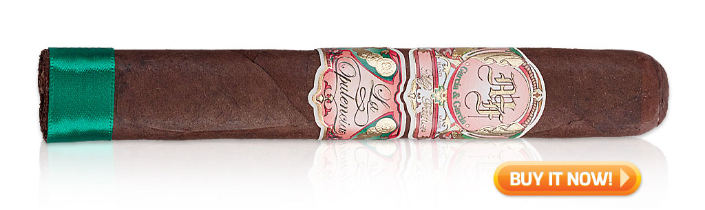 Top 10 cigars to smoke on National Cigar Day My Father La Opulencia cigars at Famous Smoke Shop