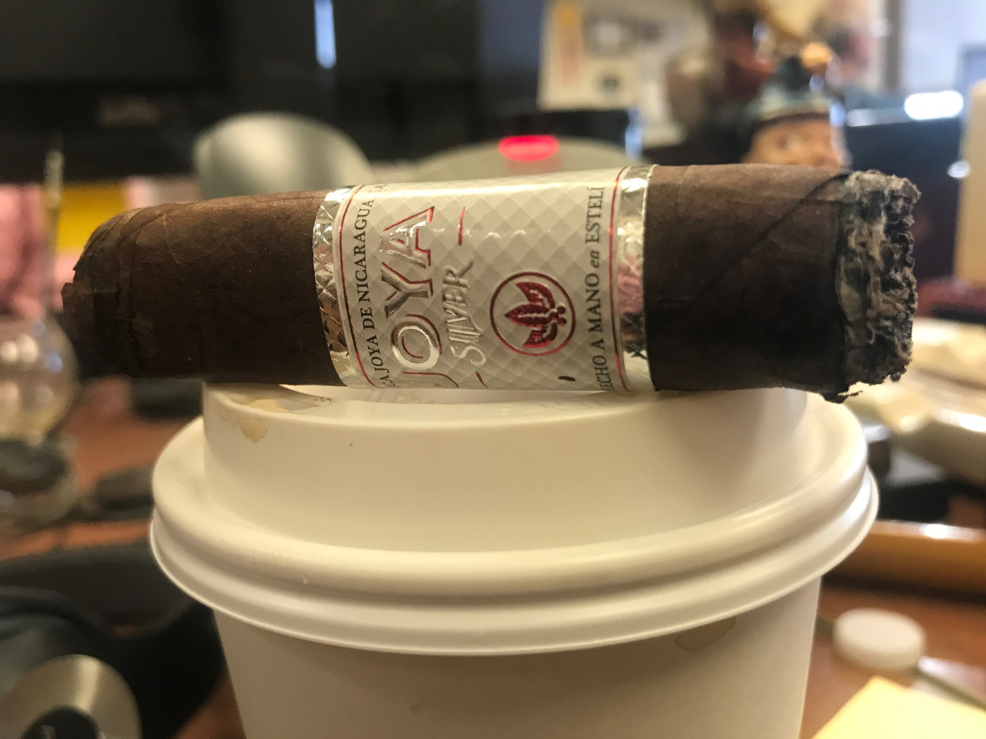 Joya de Nicaragua cigars guide joya de nicaragua jdn joya silver cigar review by Tommy Zman