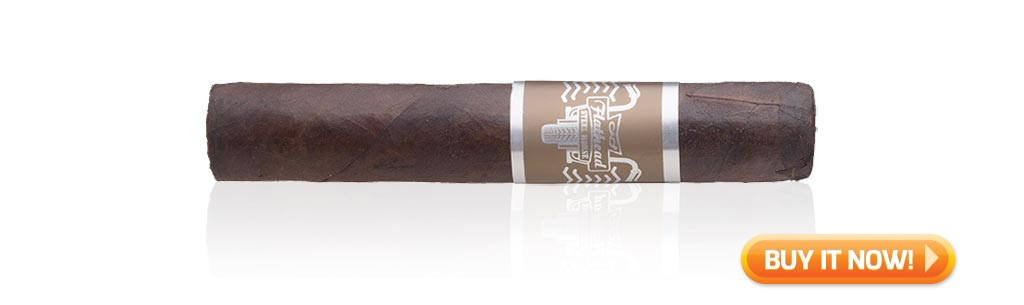 reader's choice top cigars for St. Patrick's Day 2019 CAO Flathead steel horse cigars at Famous Smoke Shop