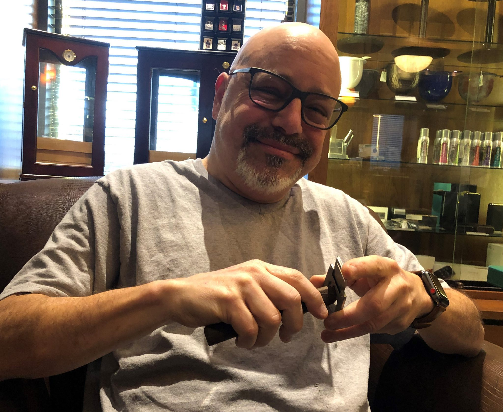 reader's choice top cigars for St. Patrick's Day 2019 Padron 3000 cigars Mike Kahn at Famous Smoke Shop
