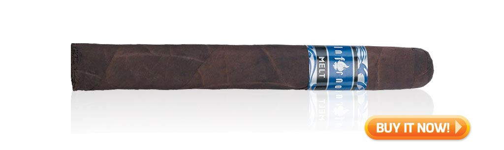 #nowsmoking march 27 2019 oliva inferno melt cigar review churchill at Famous Smoke Shop