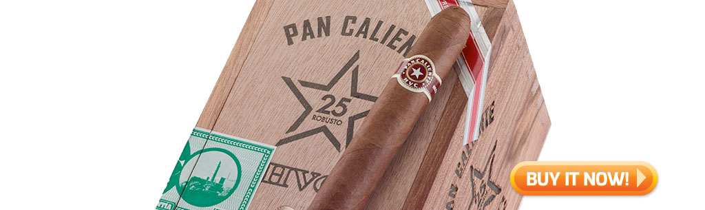 top new cigars april 1 2019 hvc pan caliente cigars at Famous Smoke Shop