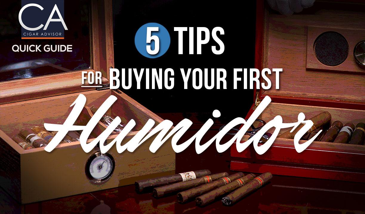 Cigar Humidification