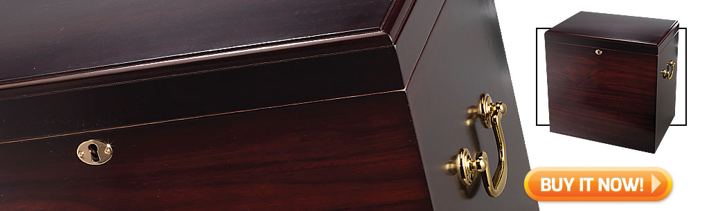 must know humidor tips for warmer weather Foot Locker 400 count large humidor at Famous Smoke Shop